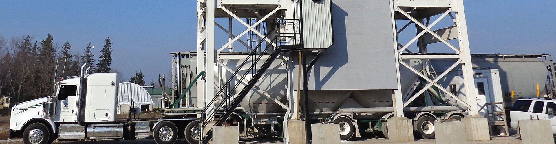 Bulk Cement Loading