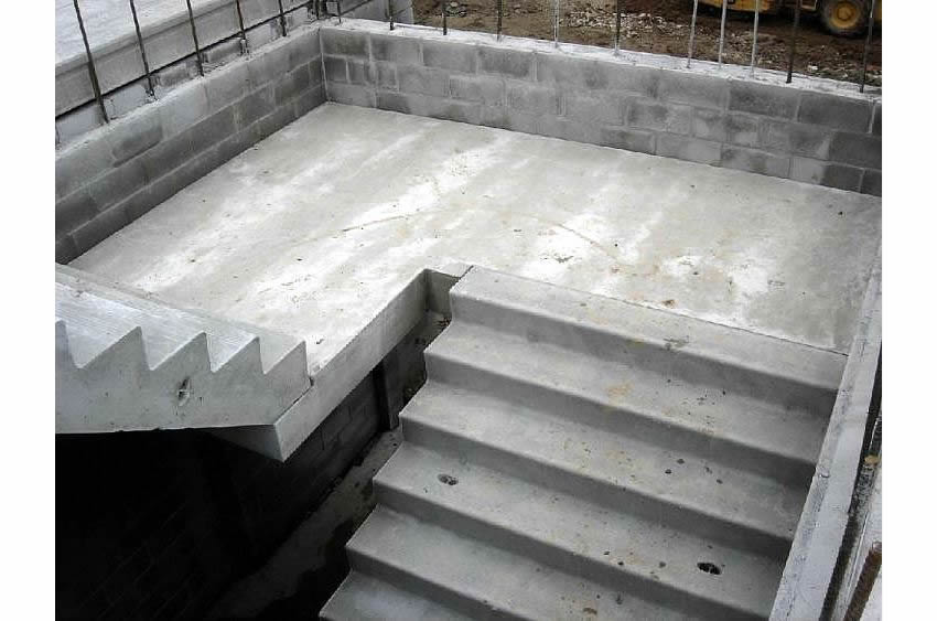 precast cement steps products 1624